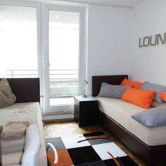 Апартаменты Star Apartments Cologne - Hans-Sachs-Strasse Кёльн комната для гостей