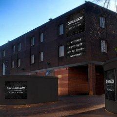 Отель GoGlasgow Urban Hotel by Compass Hospitality Великобритания, Глазго - отзывы, цены и фото номеров - забронировать отель GoGlasgow Urban Hotel by Compass Hospitality онлайн парковка