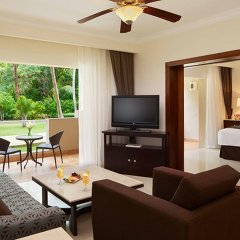 Отель Dreams Palm Beach Punta Cana - Luxury All Inclusive Доминикана, Пунта Кана - отзывы, цены и фото номеров - забронировать отель Dreams Palm Beach Punta Cana - Luxury All Inclusive онлайн комната для гостей фото 2