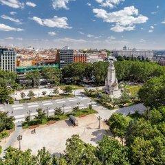 Отель Barcelo Torre de Madrid Испания, Мадрид - 1 отзыв об отеле, цены и фото номеров - забронировать отель Barcelo Torre de Madrid онлайн фото 4