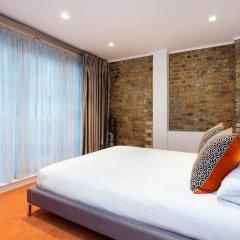 Отель Veeve - Soho House Великобритания, Лондон - отзывы, цены и фото номеров - забронировать отель Veeve - Soho House онлайн комната для гостей фото 3