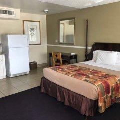 Отель American Executive Inn комната для гостей фото 4
