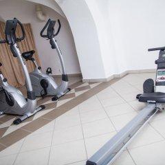 Отель Lezno Palace Польша, Эльганово - 4 отзыва об отеле, цены и фото номеров - забронировать отель Lezno Palace онлайн фитнесс-зал фото 2