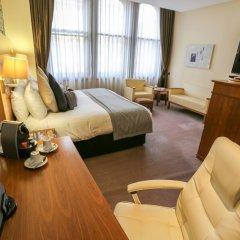 Отель Princess St. Hotel Великобритания, Манчестер - отзывы, цены и фото номеров - забронировать отель Princess St. Hotel онлайн комната для гостей фото 2