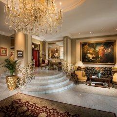 Hotel Bristol Salzburg Зальцбург интерьер отеля фото 2