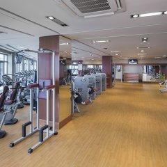 Отель Titanic Business Kartal фитнесс-зал фото 3