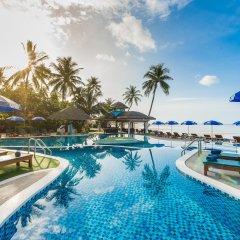 Отель Chaba Cabana Beach Resort бассейн фото 2