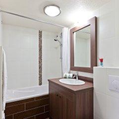 Отель Residence La Reserve Франция, Ферней-Вольтер - отзывы, цены и фото номеров - забронировать отель Residence La Reserve онлайн ванная фото 2
