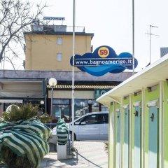 Hotel Orizzonti парковка