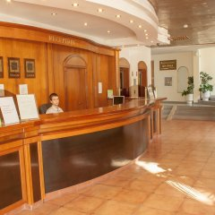 Отель Shipka Beach Болгария, Солнечный берег - отзывы, цены и фото номеров - забронировать отель Shipka Beach онлайн интерьер отеля фото 2