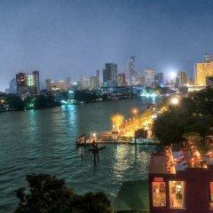 Отель Amdaeng Bangkok Riverside Hotel Таиланд, Бангкок - отзывы, цены и фото номеров - забронировать отель Amdaeng Bangkok Riverside Hotel онлайн приотельная территория