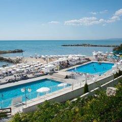 Отель White Lagoon - All Inclusive Болгария, Балчик - отзывы, цены и фото номеров - забронировать отель White Lagoon - All Inclusive онлайн бассейн фото 3