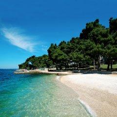 Hotel Laguna Parentium пляж фото 2