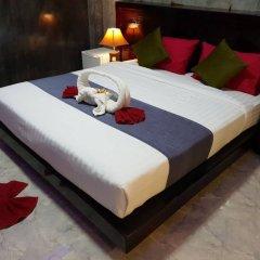 Отель Lanta K Home Ланта сейф в номере