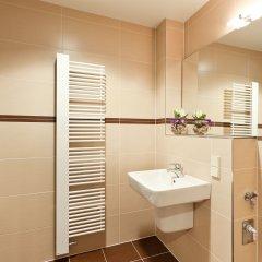 Отель Aparthotel Am Schloss Германия, Дрезден - отзывы, цены и фото номеров - забронировать отель Aparthotel Am Schloss онлайн ванная фото 2