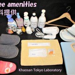 Отель Khaosan Tokyo Laboratory Токио фото 11