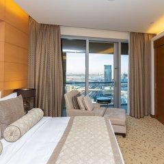 Отель Westminster Dubai Mall Дубай комната для гостей фото 3