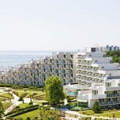 Отель Laguna Beach Болгария, Албена - отзывы, цены и фото номеров - забронировать отель Laguna Beach онлайн пляж фото 2