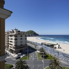 Апартаменты Pacific La Zurriola Iberorent Apartments пляж