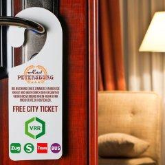 Отель Petersburg удобства в номере