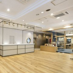 Отель Valie Tenjin Фукуока фитнесс-зал