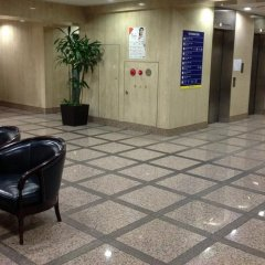 Отель Smille Nihonbashi-Mitsukoshimae Токио парковка