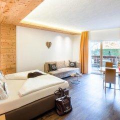 Отель Wiesenhof Горнолыжный курорт Ортлер комната для гостей фото 4