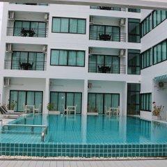 Отель I-Talay Resort бассейн фото 3