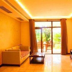 Апартаменты Sanya Lucky Island Holiday Garden Apartment комната для гостей фото 4