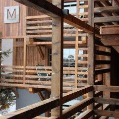 Отель M de Megève развлечения