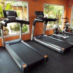 Отель Lanta Riviera Resort фитнесс-зал