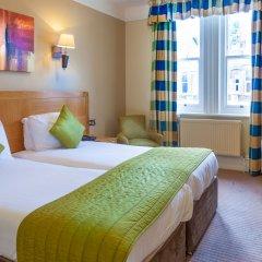 Отель Durley Dean Великобритания, Борнмут - отзывы, цены и фото номеров - забронировать отель Durley Dean онлайн комната для гостей фото 5