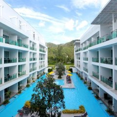 Отель The Old Phuket - Karon Beach Resort фото 2