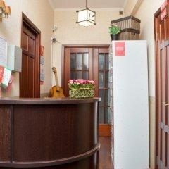 Гостиница Hostels Rus - Polyanka интерьер отеля