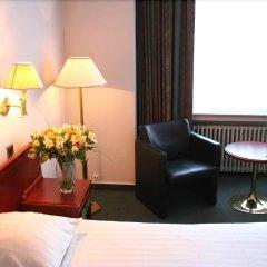 Отель Ter Streep Бельгия, Остенде - отзывы, цены и фото номеров - забронировать отель Ter Streep онлайн комната для гостей фото 4