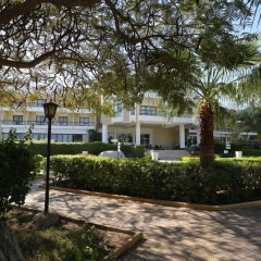 Отель Regina Swiss Inn Resort & Aqua Park парковка