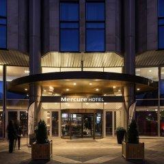 Отель Mercure Paris Boulogne Булонь-Бийанкур фото 4