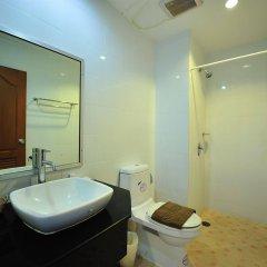 Thipurai Beach Hotel Annex ванная фото 2