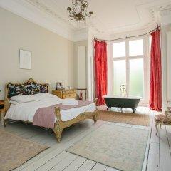 Апартаменты 1 Bedroom Apartment in Belsize Park комната для гостей фото 4