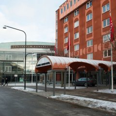 Отель Scandic Grand Hotel Швеция, Эребру - отзывы, цены и фото номеров - забронировать отель Scandic Grand Hotel онлайн фото 2