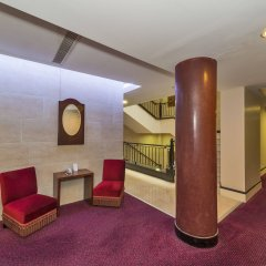Hotel Beyaz Saray интерьер отеля