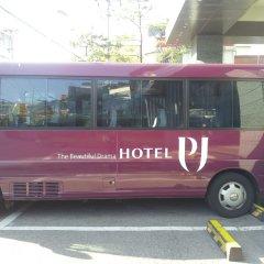 Отель PJ Myeongdong Южная Корея, Сеул - отзывы, цены и фото номеров - забронировать отель PJ Myeongdong онлайн городской автобус
