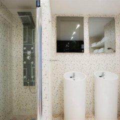 Отель Nancy Бельгия, Брюссель - отзывы, цены и фото номеров - забронировать отель Nancy онлайн ванная