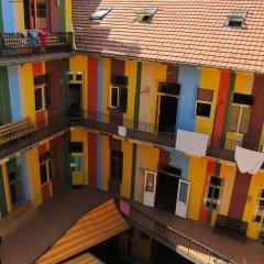 Casa de la Musica Hostel балкон