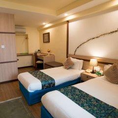 Отель Kathmandu Guest House by KGH Group Непал, Катманду - 1 отзыв об отеле, цены и фото номеров - забронировать отель Kathmandu Guest House by KGH Group онлайн комната для гостей фото 3