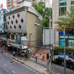Отель Nida Rooms Khlong Toei 390 Sky Train Бангкок