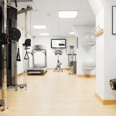 Отель Scandic St Olavs Plass фитнесс-зал
