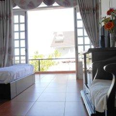 Отель Miami Da Lat Villa Nguyen Diep Далат балкон