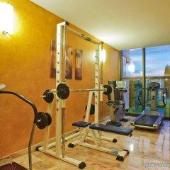Sallés Hotel Mas Tapiolas фитнесс-зал