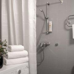 Отель Roost Eerikinkatu Финляндия, Хельсинки - отзывы, цены и фото номеров - забронировать отель Roost Eerikinkatu онлайн ванная